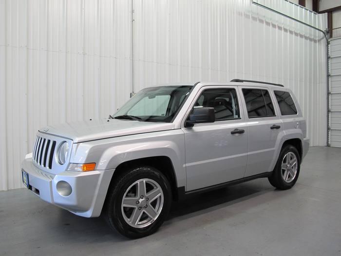 2008 Jeep Patriot SPORT 4X4