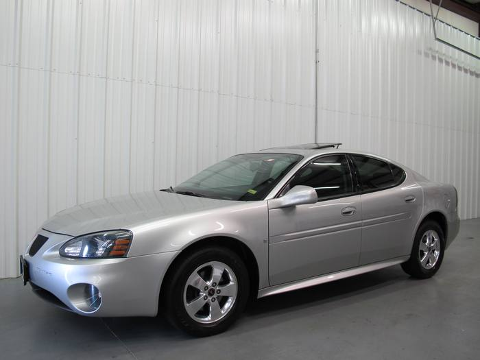 2006 Pontiac Grand Prix LEATHER SUNROOF