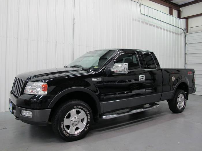 2004 Ford F-150 XLT FX4 EXT CAB