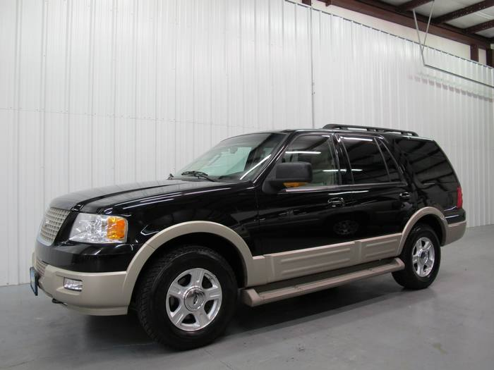 2005 Ford Expedition EDDIE BAUR 4X4 DVD NAV