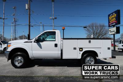 2013 Ford SUPER DUTY F-250 XL 6.2 4X4