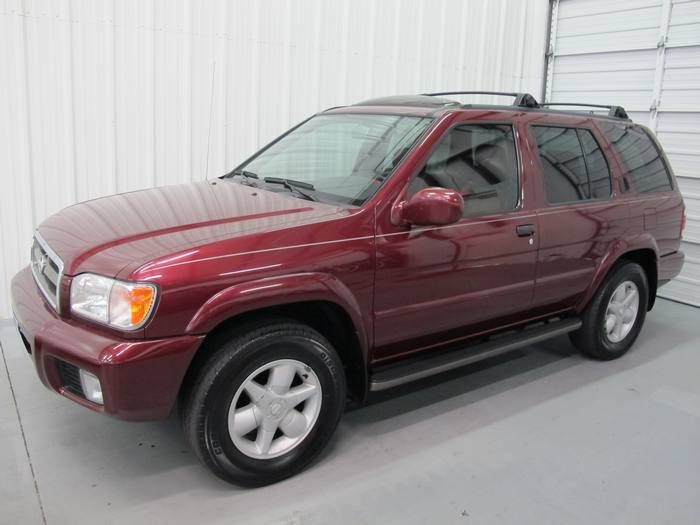 2001 Nissan Pathfinder LE Leather 4x4