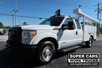 2012 Ford Super Duty F-250 SRW XL EXTENDED CAB 6.2 V8