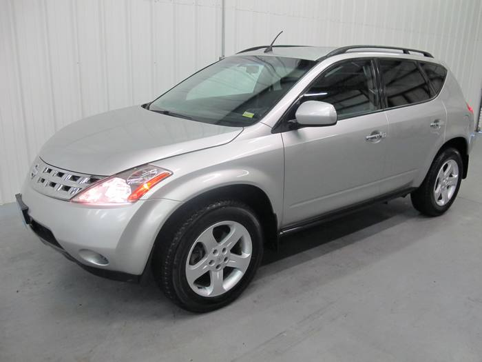 2005 Nissan Murano SE LOW MILES