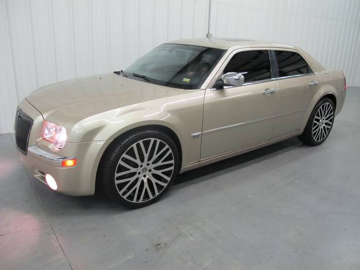 2006 Chrysler 300 C Hemi*22''rims*Leather*SunRoof