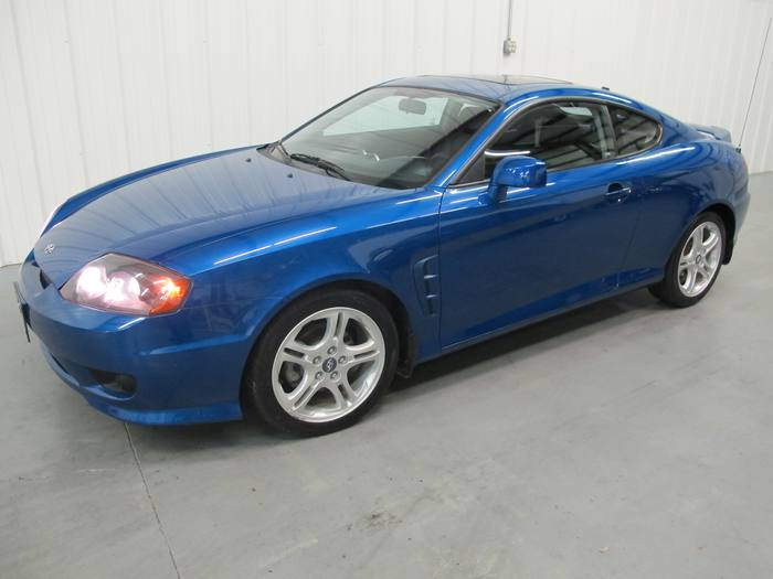 2005 Hyundai Tiburon GS*Manual*Sunroof*LowMiles