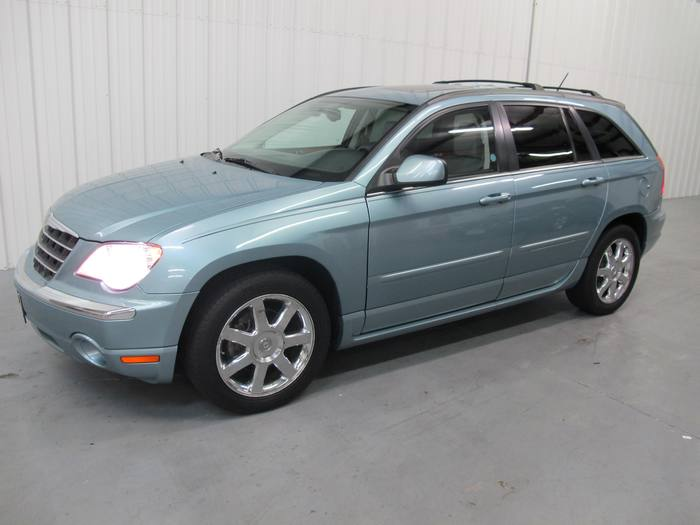 2008 Chrysler Pacifica Limited*AWD*Leather*sunroof*park assist