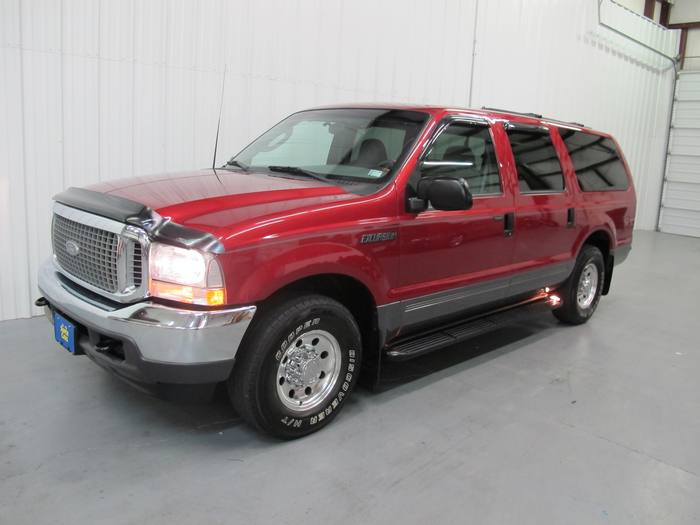 2003 Ford Excursion XLT-DVD-3rd Row-one owner