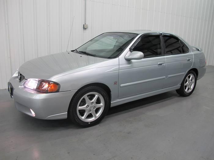 2002 Nissan Sentra SE-R*Sunroof*Tint*NewTires