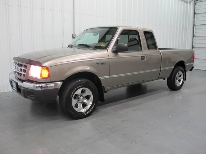 2003 Ford Ranger Supercab
