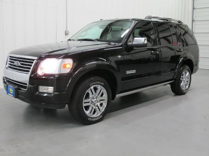 2007 Ford Explorer Limited * Leather * 4x4 * One Owner