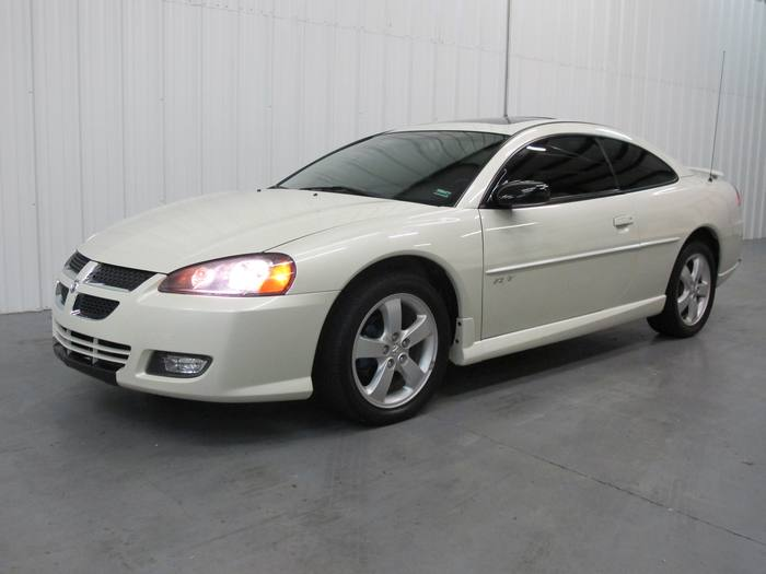 2003 Dodge Stratus R/T 2dr coupe with sunroof, tint and spoiler