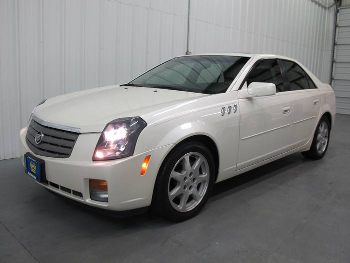 2003 Cadillac CTS CTS * leather heated seats sunroof