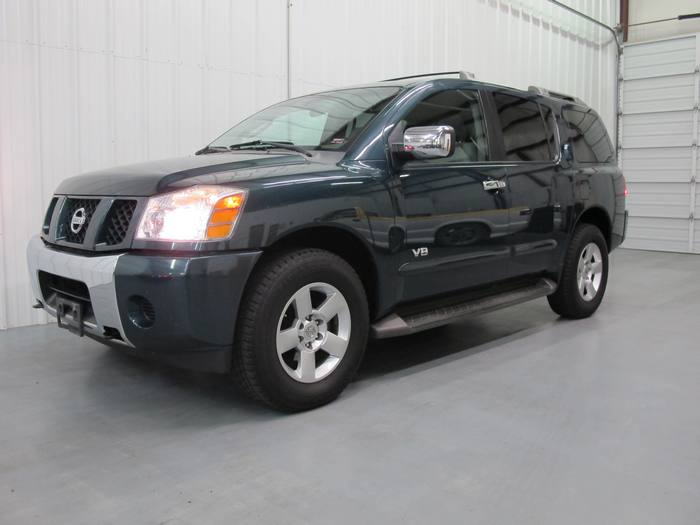 2006 Nissan Armada Off Road & Tow Package 4x4