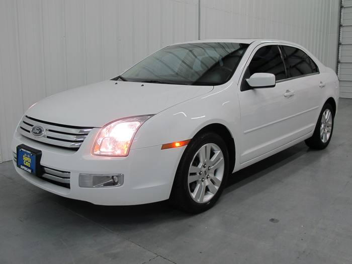 2006 Ford Fusion SEL 1owner heated leather sunroof