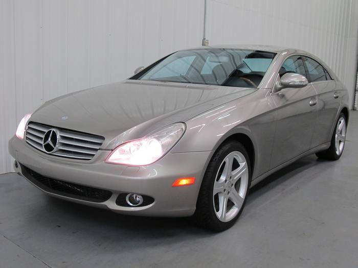 2006 Mercedes-Benz CLS 500c LEATHER*SUNROOF*HEATED/COOLED SEATS