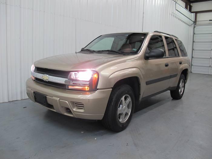 2005 Chevrolet TrailBlazer One Owner 4x4