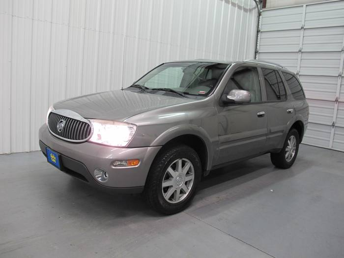 2006 Buick Rainier CXL AWD LEATHER NEW TIRES EXTRA CLEAN