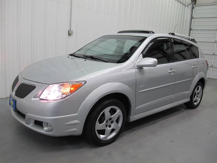 2006 Pontiac Vibe AWD LOW MILES
