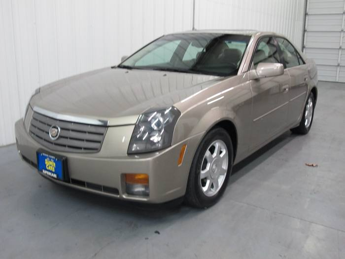 2004 Cadillac CTS LEATHER ONE OWNER