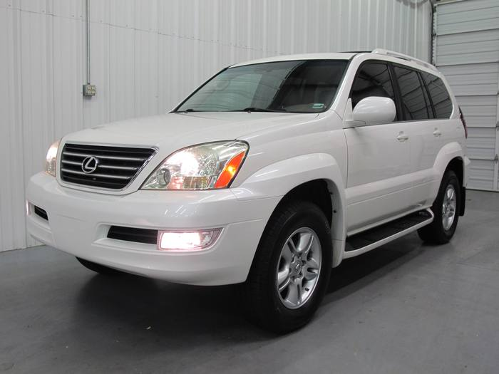 2004 Lexus GX 470 Leather Sunroof 4x4