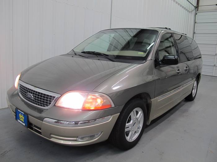 2000 Ford Windstar Wagon