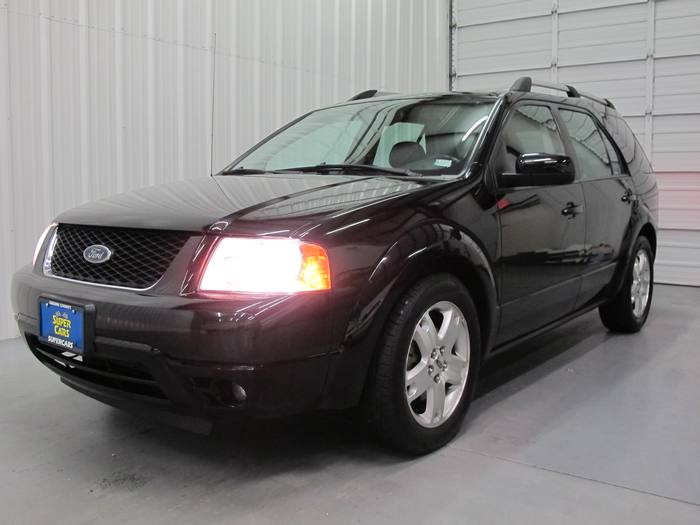 2005 Ford Freestyle Limited Heated Leather Sunroof AWD DVD