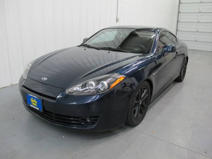 2008 Hyundai Tiburon GS ONE OWNER SUNROOF COUPE LOW MILES