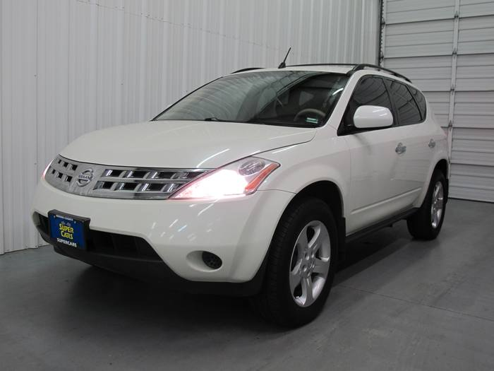 2005 Nissan Murano AWD LEATHER v6