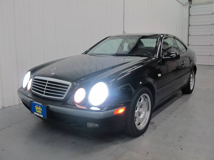 1998 Mercedes-Benz CLK-Class COUPE HEATED LEATHER SUNROOF