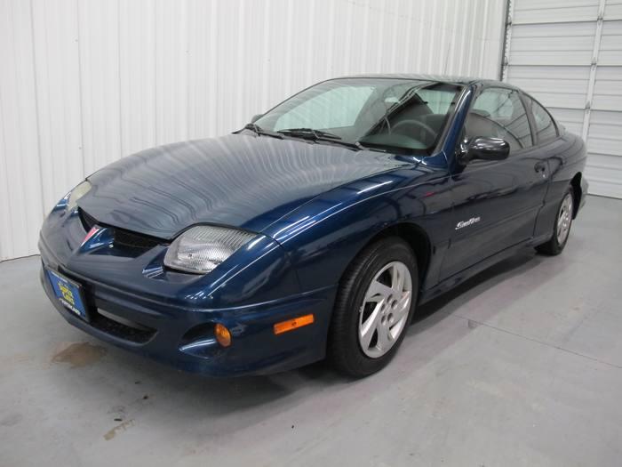 2002 Pontiac Sunfire SE COUPE SUNROOF