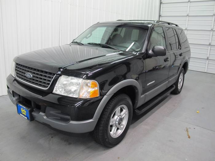 2002 Ford Explorer XLT SUNROOF TOW PACKAGE