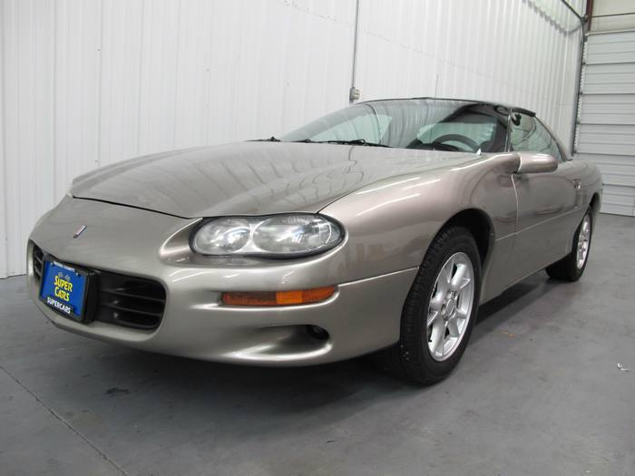 2000 Chevrolet Camaro COUPE T-TOP NEW TIRES