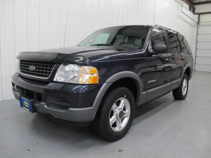 2002 Ford Explorer XLT * ONE OWNER * ROOF RACK* NEW TIRES