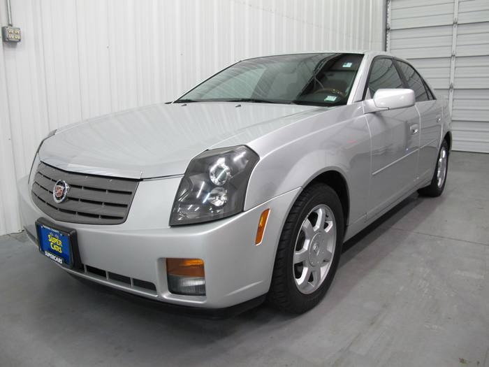 2003 Cadillac CTS HEATED LEATHER MEMORY POWER EVERYTHING NEW TIRES