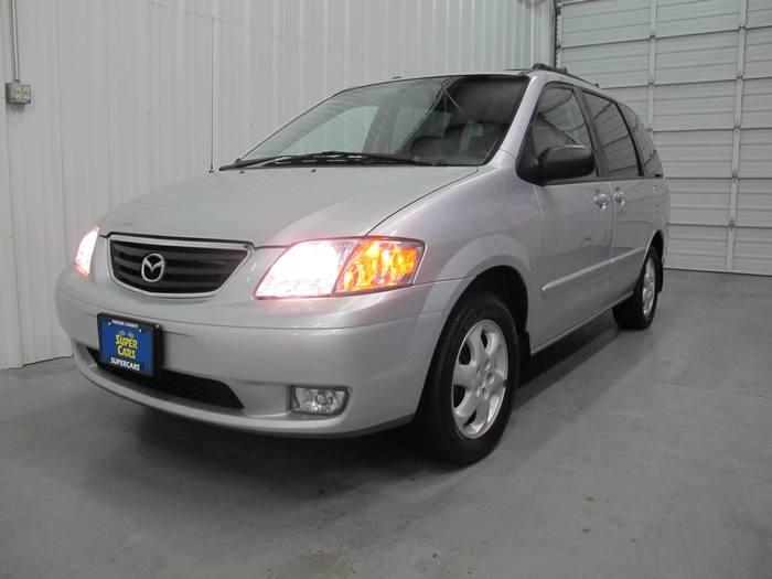 2001 Mazda MPV LIMITED LEATHER 3RD ROW 4DOOR