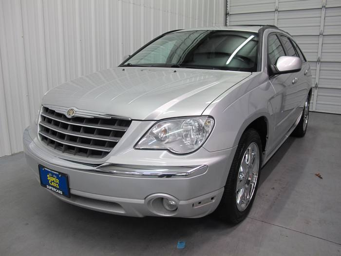 2007 Chrysler Pacifica LIMITED BACK UP CAMERA 3RD ROW HEATED LEATHER
