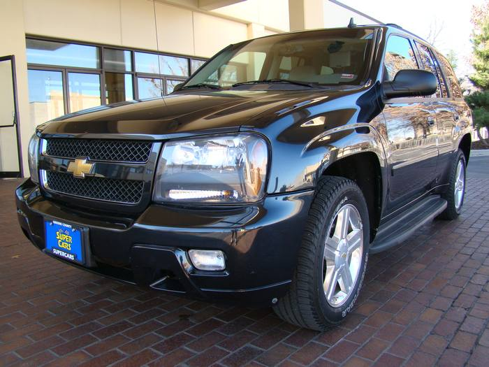 2008 Chevrolet TrailBlazer LT3(LTZ) ONE OWNER DVD LEATHER