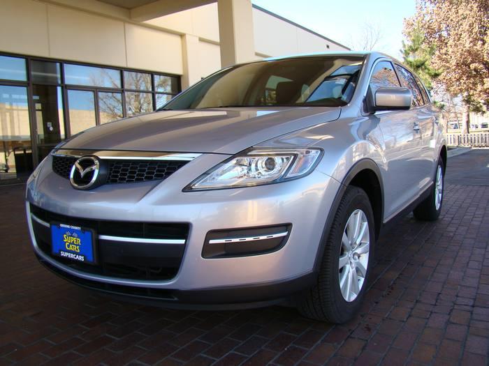 2007 Mazda CX-9 AWD 3RD ROW PREMIUM SEATS 6DISC/MP3 EXTRA CLEAN