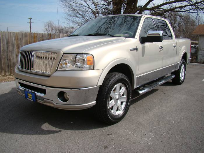 2006 Lincoln Mark LT LT 4X4 ROOF LEATHER