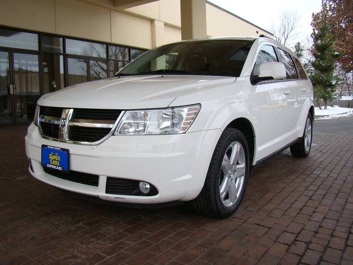 2010 Dodge Journey SXT AWD LOW MILES BLUETOOTH AUX