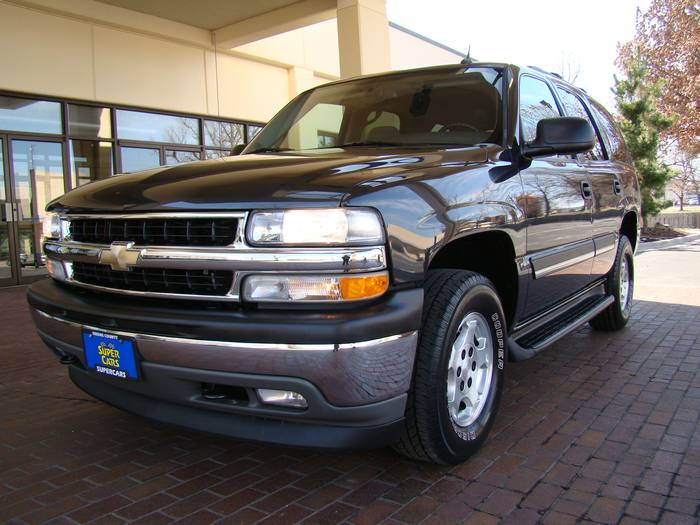 2005 Chevrolet Tahoe 1500 4X4 3RD ROW EXTRA CLEAN NEW TIRES