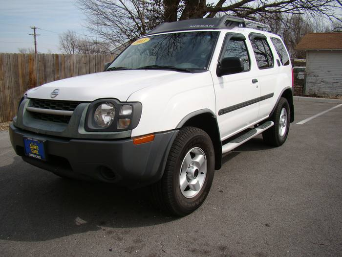 2003 Nissan Xterra 4X4 NEW TIRES EXTRA CLEAN