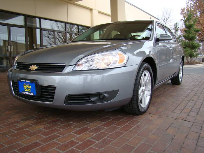 2007 Chevrolet Impala LTZ HEATED LEATHER BOSE SOUND AUX INPUT