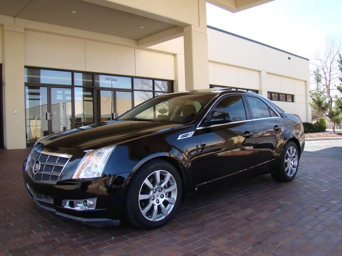 2008 Cadillac CTS 3.6L SPORT