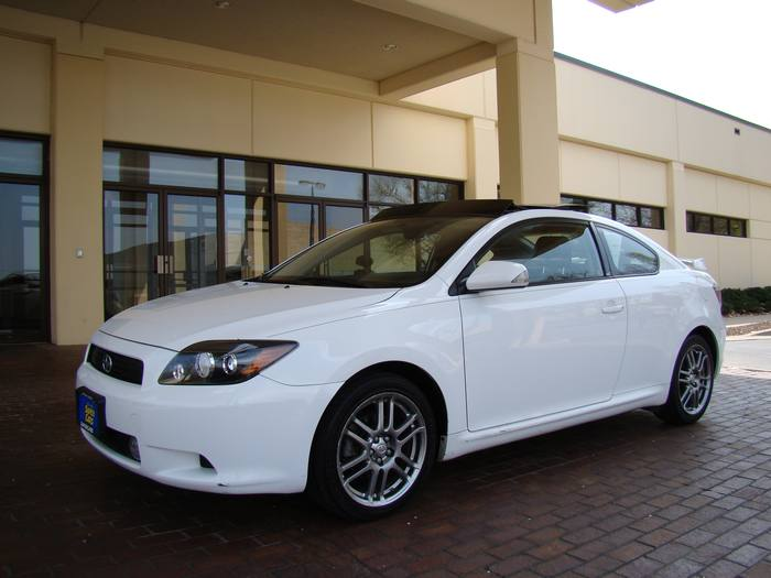 2009 Scion tC SPORT