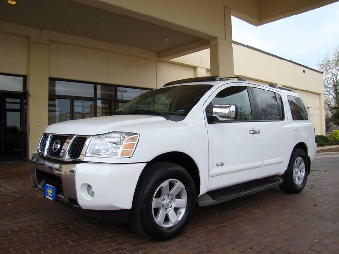2007 Nissan Armada LE V8