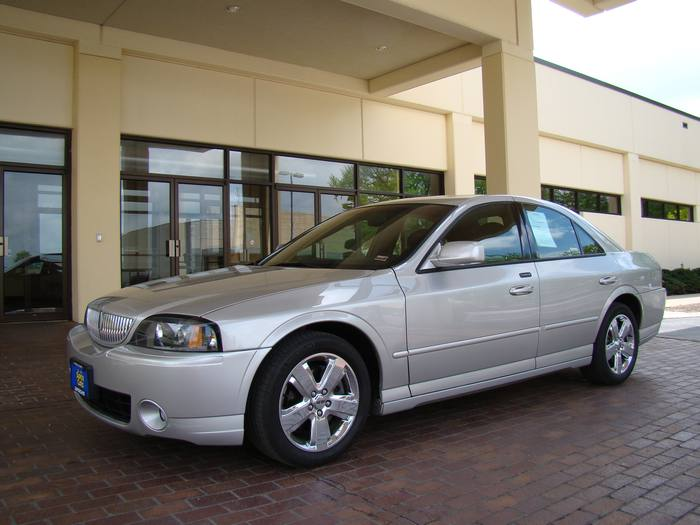 2006 Lincoln LS ULTIMATE V8