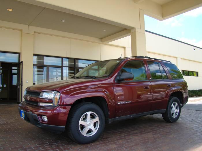 2004 Chevrolet TrailBlazer LT 4X4