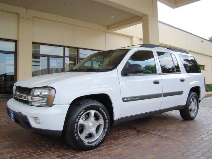 2004 Chevrolet TrailBlazer EXTENDED LS